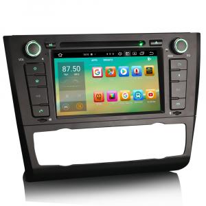 Navigatie auto, Pachet dedicat BMW Seria 1 E81 Hatchback E82 E88, Android 10.0, 7 Inch, Octa Core [3]