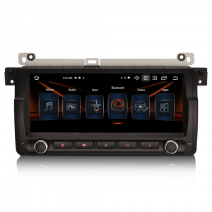 Navigatie auto, Pachet dedicat BMW E46 M3, Android 10.0, 8.8 Inch, Octa Core0