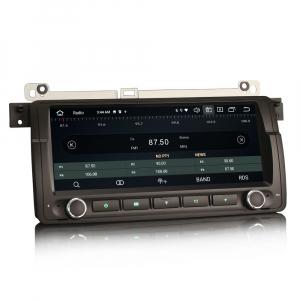 Navigatie auto, Pachet dedicat BMW E46 M3, Android 10.0, 8.8 Inch, Octa Core6