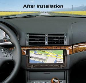 Navigatie auto, Pachet dedicat BMW E46 M3, Android 10.0, 8.8 Inch, Octa Core8