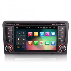 Navigatie auto, Pachet dedicat Audi A3 S3, 7 inch, Android 10, Octa Core0