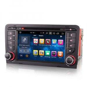 Navigatie auto, Pachet dedicat Audi A3 S3, 7 inch, Android 10, Octa Core5