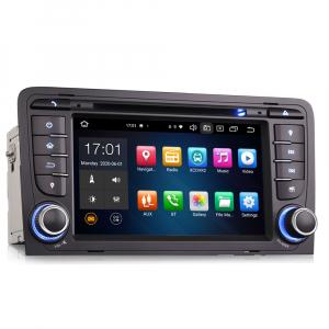 Navigatie auto, Pachet dedicat Audi A3 S3, 7 inch, Android 10, Octa Core3
