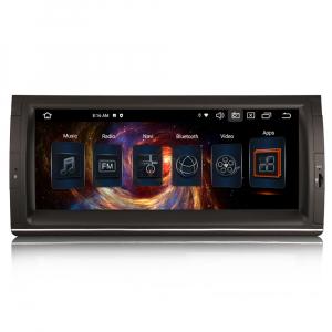 Navigatie auto, Pachet dedicat BMW E53 E39 M5, 10.25 Inch, Android 10.0, Octa Core0