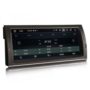 Navigatie auto, Pachet dedicat BMW E53 E39 M5, 10.25 Inch, Android 10.0, Octa Core6
