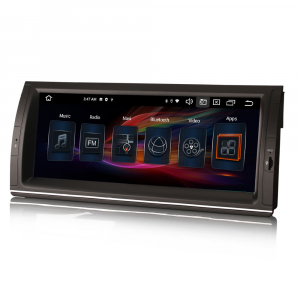 Navigatie auto, Pachet dedicat BMW E53 E39 M5, 10.25 Inch, Android 10.0, Octa Core2