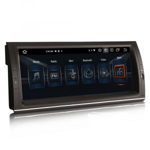 Navigatie auto, Pachet dedicat BMW E53 E39 M5, 10.25 Inch, Android 10.0, Octa Core3