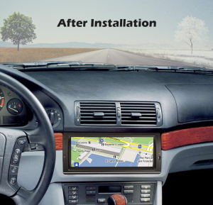 Navigatie auto, Pachet dedicat BMW E53 E39 M5, 10.25 Inch, Android 10.0, Octa Core [8]