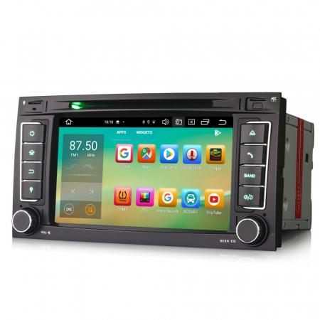 Navigatie auto 2 din, Pachet dedicat VW T5 Multivan TOUAREG, Android 10, 7 Inch, Octa Core [1]