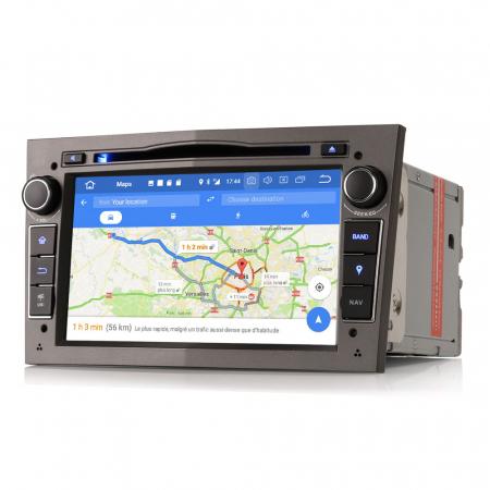 Navigatie auto, Pachet dedicat Opel Antara Zafira Combo, 7 Inch, Android 10.0, Octa Core [8]