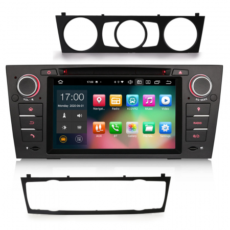 Navigatie auto, Pachet dedicat BMW M3 E90 E92 E93 ,7 inch, Android 10, Octa Cores [0]
