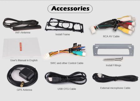 Navigatie auto, Pachet dedicat BMW M3 E90 E92 E93 ,7 inch, Android 10, Octa Cores [13]