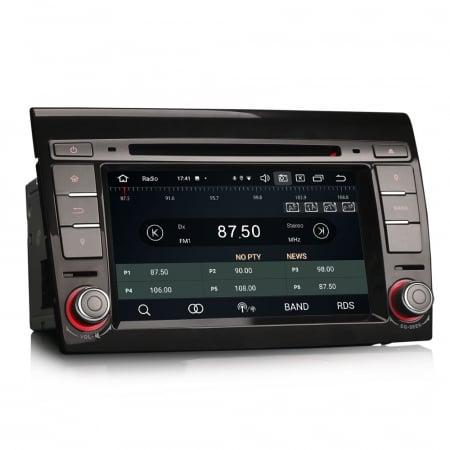 Navigatie auto, Pachet dedicat  FIAT BRAVO 2007, Android 10, 7 inch Octa Core5