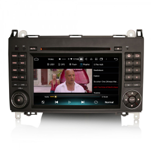 Navigatie auto, Pachet dedicat Mercedes Benz B200 Viano Vito Android 10.0, 7 inch,8-Core CPU5