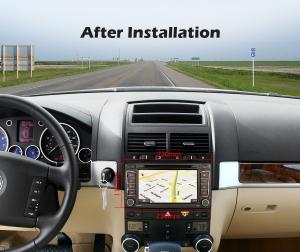 Navigatie auto 2 din, Pachet dedicat VW TOUAREG T5, Android 10, 7 Inch, Octa Core [10]