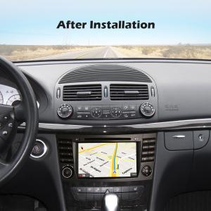 Navigatie auto, Pachet dedicat Mercedes BENZ E/CLS/G Klasse W211 W219, Android 10.0, 7 inch, Octa Core7
