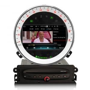 Navigatie auto, Pachet dedicat BMW Mini Cooper, 7 Inch, Android 10.0, Octa Core.4