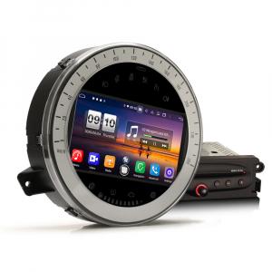 Navigatie auto, Pachet dedicat BMW Mini Cooper, 7 Inch, Android 10.0, Octa Core.2