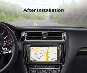 Navigatie auto 2 din, Pachet dedicat VW Seat Skoda, Android 10, 7 inch, Octa Core7