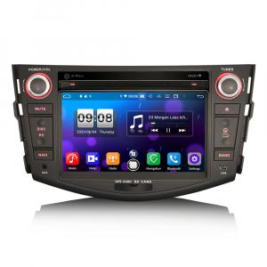 Navigatie auto, Pachet dedicat TOYOTA RAV 4,7 inch, Android 10, Octa Core, 4 Gb Ram0