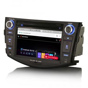 Navigatie auto, Pachet dedicat TOYOTA RAV 4,7 inch, Android 10, Octa Core, 4 Gb Ram2