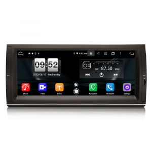 Navigatie auto, Pachet dedicat BMW Seria 5 , 10.25 Inch, Android 10.0, Octa Core [0]