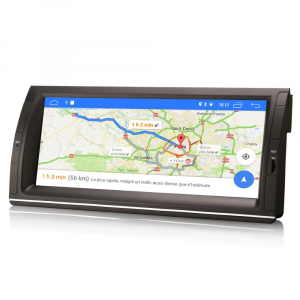 Navigatie auto, Pachet dedicat BMW Seria 5 , 10.25 Inch, Android 10.0, Octa Core [5]