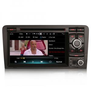 Navigatie auto, Pachet dedicat  AUDI A3 S3 RS3 RNSE-PU,7 inch, Android 10, Octa Core6