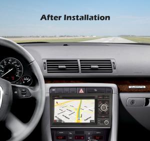 Navigatie auto, Pachet dedicat Audi A4 S4 RS4 Seat Exeo,7 inch, Android 10, Octa Core9