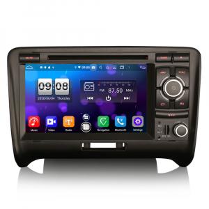Navigatie auto, Pachet dedicat Audi TT ,7 inch, Android 10, Octa Core0