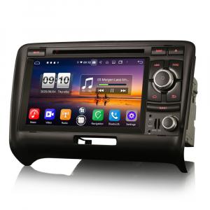 Navigatie auto, Pachet dedicat Audi TT ,7 inch, Android 10, Octa Core [5]