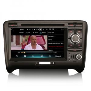 Navigatie auto, Pachet dedicat Audi TT ,7 inch, Android 10, Octa Core6