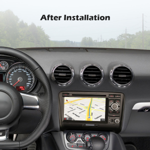 Navigatie auto, Pachet dedicat Audi TT ,7 inch, Android 10, Octa Core8
