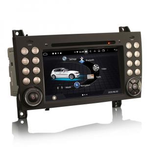 Navigatie auto, Pachet dedicat Mercedes-Benz SLK R171 ,7 inch, Android 10, Octa Core2