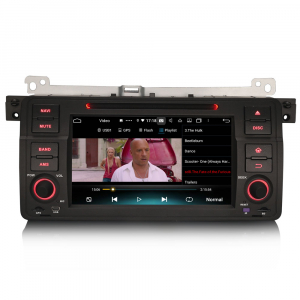 Navigatie auto, Pachet dedicat  BMW E46 318 320 325 M3 Rover75 MG ZT, Android 10.0, 8 Inch, Octa Core5