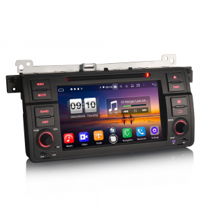 Navigatie auto, Pachet dedicat  BMW E46 318 320 325 M3 Rover75 MG ZT, Android 10.0, 8 Inch, Octa Core7