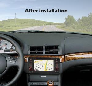 Navigatie auto, Pachet dedicat  BMW E46 318 320 325 M3 Rover75 MG ZT, Android 10.0, 8 Inch, Octa Core8