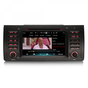 Navigatie auto, Pachet dedicat BMW 5 Series E39 E53 X5 M5, Android 10.0, 7 Inch, Octa Core6
