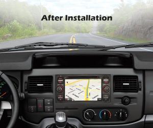 Navigatie auto 2 din, Pachet dedicat Ford C/S-Max Galaxy Kuga Focus Transit, 7 Inch, Android 10.0, Octa Core [8]