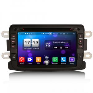 Navigatie auto, Pachet dedicat Duster Logan Dokker Lodgy, Android 10.0, 7 Inch, Octa Core0