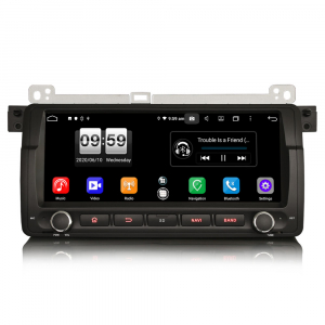 Navigatie auto, Pachet dedicat BMW seria 3 , Android 10.0, 8.8 Inch, Octa Core0
