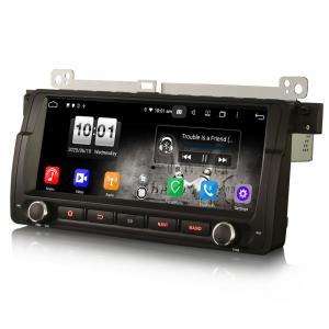 Navigatie auto, Pachet dedicat BMW seria 3 , Android 10.0, 8.8 Inch, Octa Core4