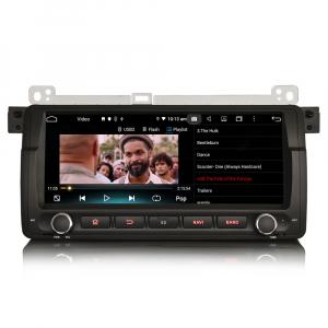 Navigatie auto, Pachet dedicat BMW seria 3 , Android 10.0, 8.8 Inch, Octa Core5