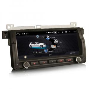 Navigatie auto, Pachet dedicat BMW seria 3 , Android 10.0, 8.8 Inch, Octa Core2