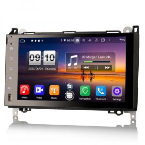 Navigatie auto , Pachet dedicat MERCEDES Benz A Class B200, Android 10; 9 Inch, Octa Core1