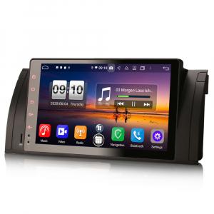 Navigatie auto, Pachet dedicat BMW seria 5, Android 10.0,9 Inch, Octa Core3