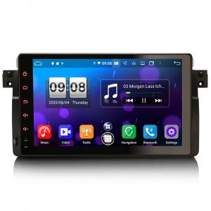 Navigatie auto, Pachet dedicat BMW seria 53/M3, Android 10.0,9 Inch, Octa Core0