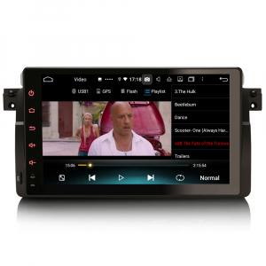 Navigatie auto, Pachet dedicat BMW seria 53/M3, Android 10.0,9 Inch, Octa Core6