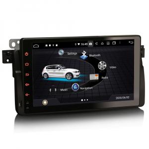 Navigatie auto, Pachet dedicat BMW seria 53/M3, Android 10.0,9 Inch, Octa Core2