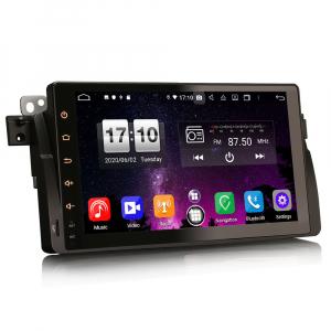 Navigatie auto, Pachet dedicat BMW seria 53/M3, Android 10.0,9 Inch, Octa Core4